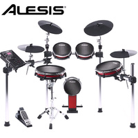 Display Clearance Alesis Crimson II Mesh Head 5pce Electronic Drum Kit with 3x cymbals