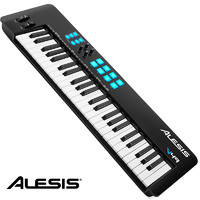 Alesis V49 USB Midi Controller 49 key with 8 pads