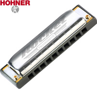 Hohner Rocket Harmonica ( KEY OF F ) 2013/20/F Diatonic