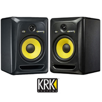"KRK Rokit 8 Powered Studio Monitor Speakers RP8G3 Gen 3 8"" Active (Pair)"