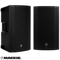 "2X Mackie Thump 15A Active 15 inch V2 1300W Powered Speakers 15"" Active Box"