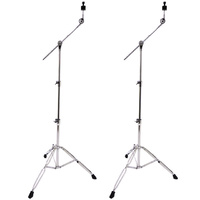Cymbal Boom Stand Heavy Duty Double Braced Crash China Splash Ride DP Drums CB-3650
