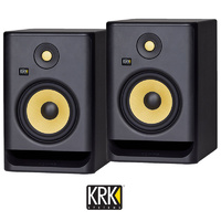 "KRK Rokit 7 Powered Studio Monitor Speakers RP7G4 Gen 4 7"" Active (Pair)"
