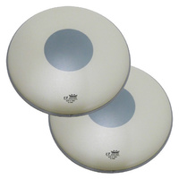 "2 X Remo 14"" Coated Controlled Sound UT Drum Heads"