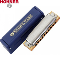 Hohner Blues Harp Harmonica ( KEY OF F ) 532FX Diatonic Harp