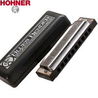 Hohner Blues Bender Harmonica ( KEY OF F ) 585F Diatonic Harp