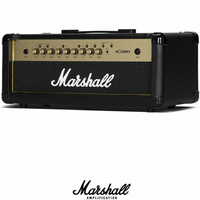 Marshall MG100H GFX MG Gold 100W Guitar Amplifier Head with Multi Effects