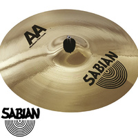 "Sabian AA 18""  Medium Thin Crash Cymbal"