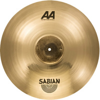 Sabian AA 20 Inch Raw Bell Crash Cymbal Brilliant Finish