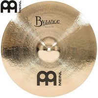 Meinl Byzance Brilliant 17 Inch Medium Thin Crash Cymbal B17MTC-B