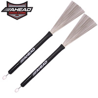 Ahead Switch Brush Telescopic Wire Brushes Not Drum Sticks