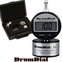 Drum Dial Digital Drum Tuning System including Hardcase