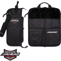 Ahead Armor Plush Inner Drum Stick Bag Case Holds 10 pairs