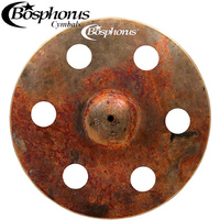 Bosphorus Turk Series 18 inch 6 Hole Effect Crash Cymbal