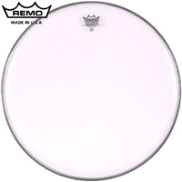 Remo Clear Ambassador 22 Inch Bass Drum Head Skin BR-1322