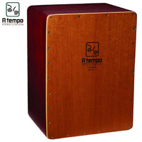 A Tempo Mohena Cajon Satin Finish Made in Peru Inc Bag