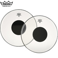 Remo Controlled Sound CS Dot Clear 10 Inch Drum Head Skin CS-0310