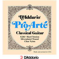 D'addario EJ46 Classical Nylon Guitar Strings Set Pro Arte