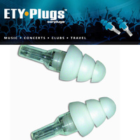 Etymotic ETY ER20 Large Size High Definition Ear Plugs Clear Sleeve