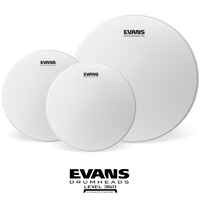 Evans G2 Brush Rock Drum head Pack 10 12 16 inch Level 360 ETP-G2CTD-R