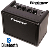 Blackstar FLY 3w Bluetooth 2-Channel Mini Guitar Amplifier Powered Speaker FLY-3BT