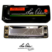 Lee Oskar 1910E ( Key of E) Major Diatonic Harmonica  Blues Harp