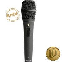 Rode M2 Live Performance Condenser Hand held Microphone