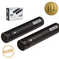Rode M5 Matched Pair Condenser Microphones Half Inch