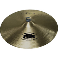 "BTB20 Master 16"" Thin Crash Cymbal B20 Bronze Cast Cymbals"