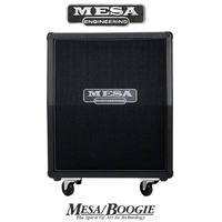 "Mesa Boogie Rectifier 2 X 12"" Vertical Slanted Guitar Cabinet. Baltic Birch Cabinet With Celestion V30 Speakers"