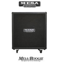 "Mesa Boogie Rectifier 4 X 12"" Straight Front Quad Guitar Cabinet. Baltic Birch Cabinet With Celestion V30 Speakers"