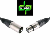 5m Microphone Cable Lead Balanced XLR Male-Female Mic Lead 2 Year Warranty MC14 5
