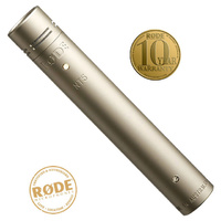 Rode NT5 1/2 inch Cardiod Single Condenser Microphone