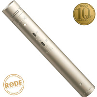 Rode NT55 Multi Pattern 1/2 inch Cardiod Single Condenser Microphone with pad and hpf