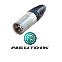 Neutrik NC3MXX Male XLR Connector