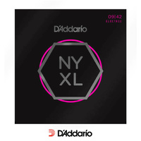 D'addario NYXL Electric 9-42 Guitar Strings Set Super Light NYXL0942