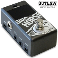 Outlaw Iron Horse Guitar Pedal Tuner Power Supply Multi Output 9V
