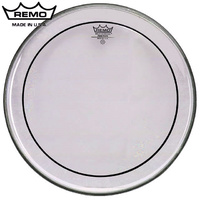 Remo Clear Pinstripe 20 Inch Bass Drum Head Skin PS-1320