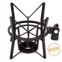Rode PSM1 Microphone Shock Mount for Procaster Podcaster Broadcaster Mic
