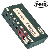 T-Rex Fuel Tank Chameleon Power Supply for Guitar Effects