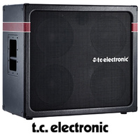 TC Electronic K410 4x10 inch 600W Bass Guitar Speaker Cabinet