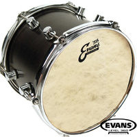 Evans Calftone 12 Inch  Drum Head Skin Level 360 TT12C7