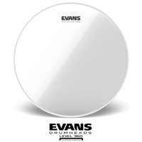 Evans G2 Clear 13 Inch  Drum Head Skin Level 360