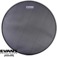 Evans Sound Off 16 Inch Silent Mesh Drum Head Skin Level 360