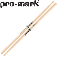 Promark 1 X Pair of 2BW Wood Tip Drum Sticks