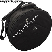 Ultimate Suport Deluxe Snare Drum Bag 14 x 6 Lined 25mm padding USHB2-SN-BK