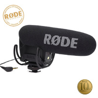 Rode Videomic Pro Super Caridiod Shotgun DV camera Directional Condenser Mic with Rycote Mount