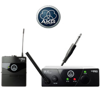 AKG WMS40 MINI PTG Instrument Guitar Wireless  set FREQ B